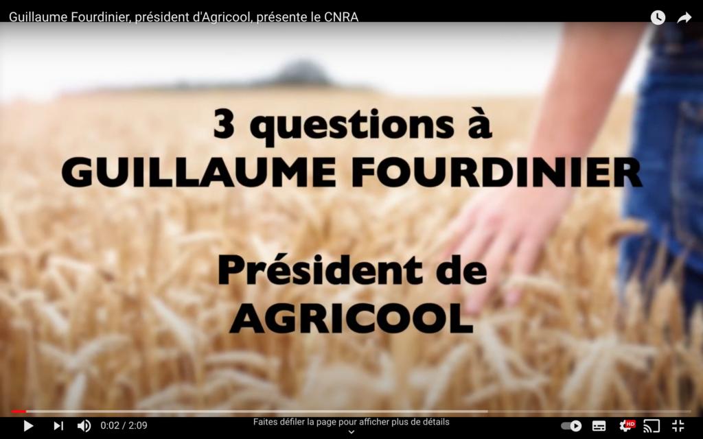 CNRA Guillaume Fourdinier