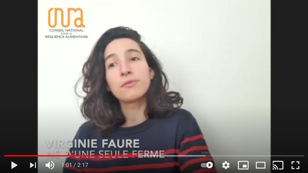 CNRA - Virginie Faure