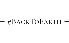 Logo back to earth